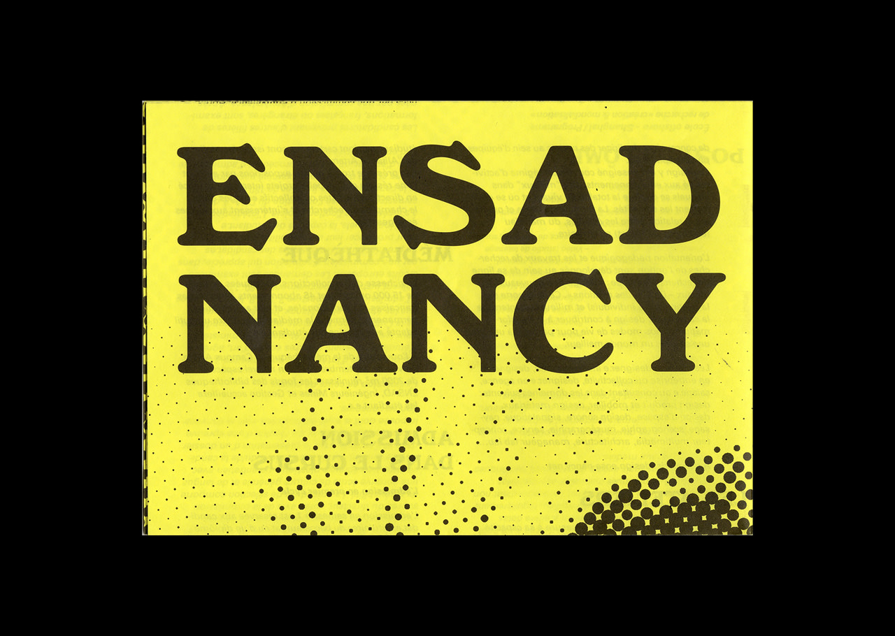 Open Days Ensad Nancy - © Quentin Gaudry